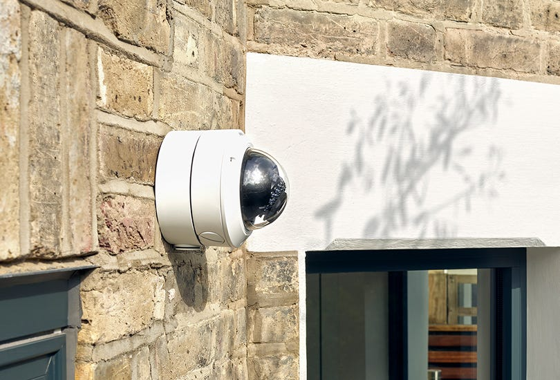 CCTV & Entry