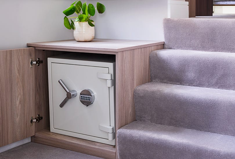 Freestanding Safes