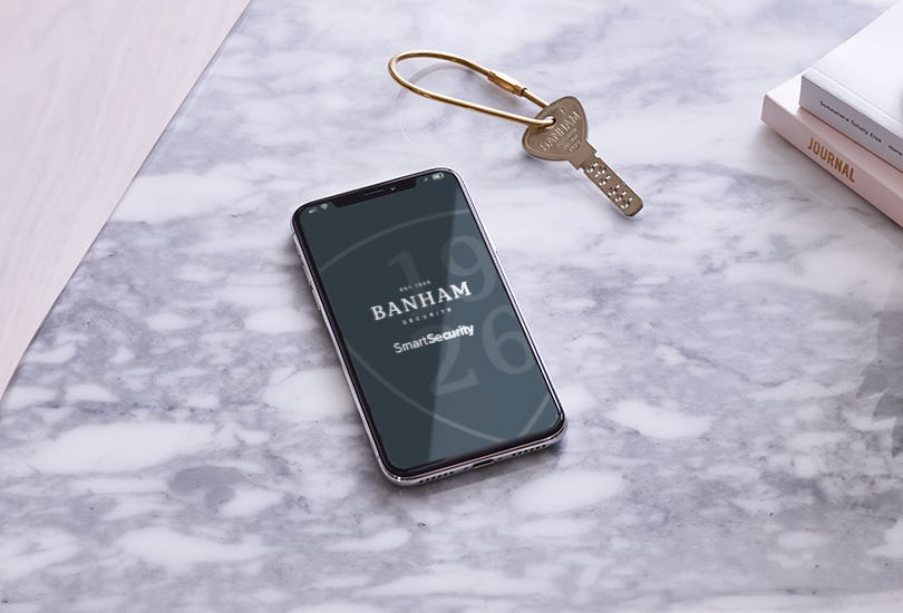 Banham Smart Security App