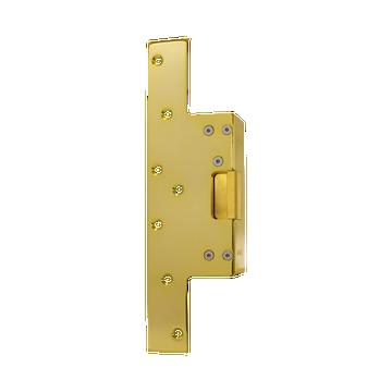 Banham EL4000 Releases Polished Brass