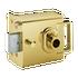 Banham L2000 Bodies Minus Cylinder Polished Brass