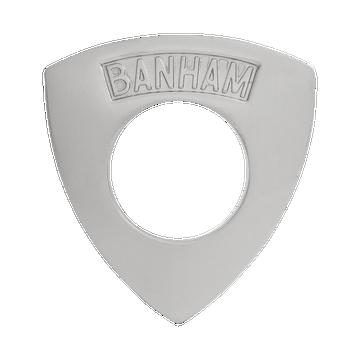 Banham Door Rose Satin Chrome