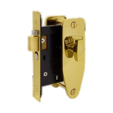 Banham BS2510 Nightlatch Polished Brass