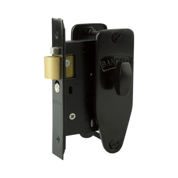 Banham BS2510 Nightlatch Satin Black