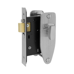 Banham BS2510 Nightlatch Satin Chrome