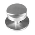 Banham Centre Door Knob Satin Chrome