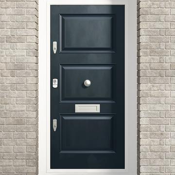 Banham Edwardian 3 Equal Panel Door