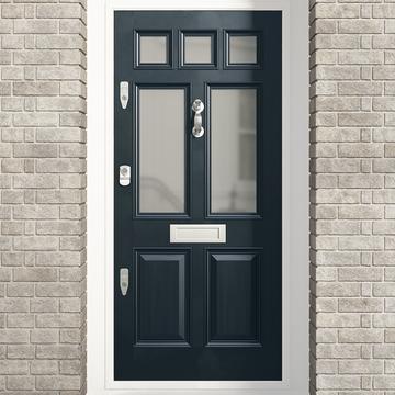 Banham Edwardian 7 Panel Glazed Door