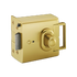 Banham EL4000 Electric Release Lock Satin Brass