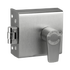 Banham FD5000 Fire Roller Bolt Nightlatch Satin Chrome
