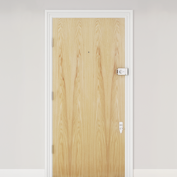 Banham Fire Door American Red Oak