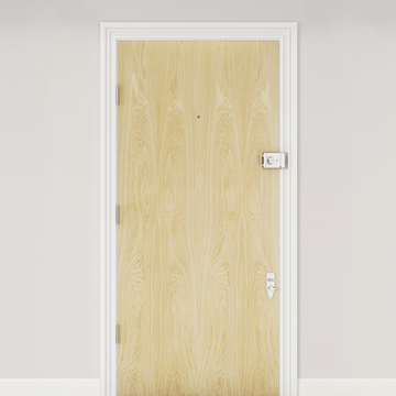 Banham Fire Door American White Oak