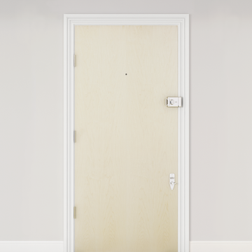 Banham Fire Door Maple