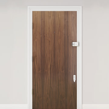 Banham Fire Door Walnut