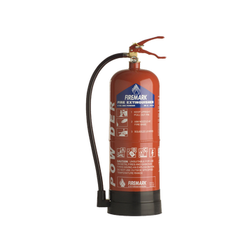 Banham Fire Extinguisher - Dry Powder