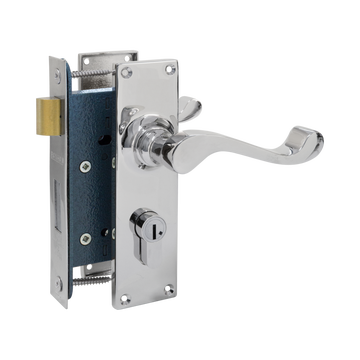 Banham G7130 Sash Mortice Polished Chrome