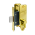 Banham G7134 Narrow stile with Thumbturn Polished Brass