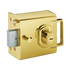 Banham L2000 Nightlatch Polished Brass Marine