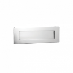 Banham Letter Plate Polished Chrome