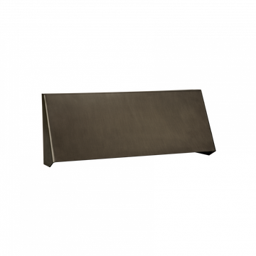 Banham Letterbox Protector Dark Bronze