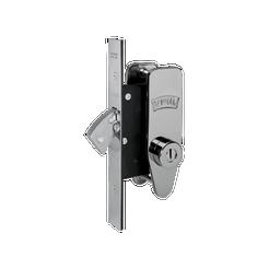 Banham M2002 Deadlock Polished Chrome