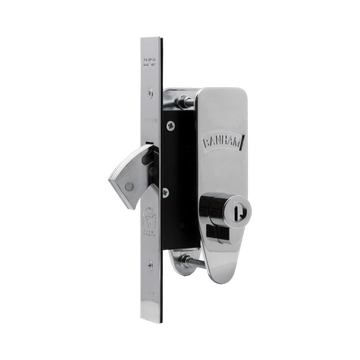 Banham M5000 Deadlock Polished Chrome