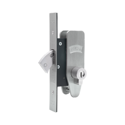 Banham M5000 Deadlock Satin Chrome