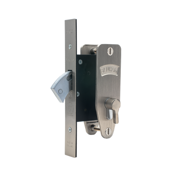 Banham M5008 Deadlock Satin Chrome