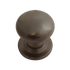 Banham Profile Centre Door Knob Dark Bronze