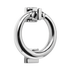 Banham Ring Door Knocker Polished Chrome