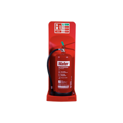 Banham Single Plastic Extinguisher Stand