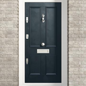 Banham Victorian 4 Panel Door