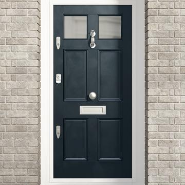 Banham Victorian 6 Panel Glazed Door