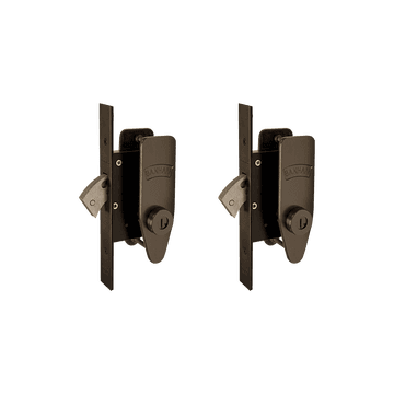 Banham M2002 Deadlock Kit Dark Bronze