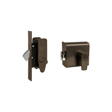 Banham FD5000 + M2003 Lock Kit Dark Bronze