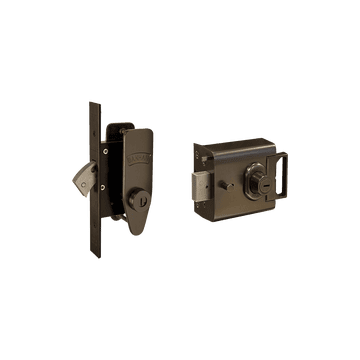 Banham L2000 and M2002 Lock Kit Dark Bronze