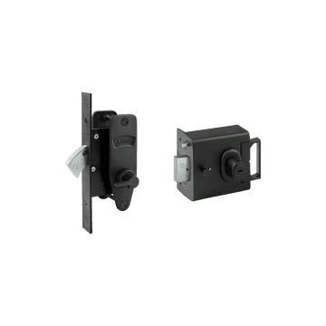 Banham L2000 and M2003 Lock Kit Black