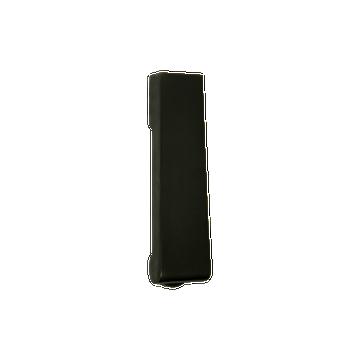 Soho Slim Door Knocker Dark Bronze