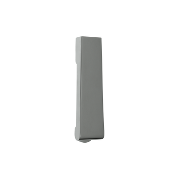 Soho Slim Door Knocker Polished Chrome