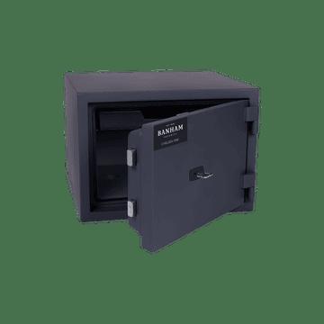 Banham Chelsea Fire Keylock Safe
