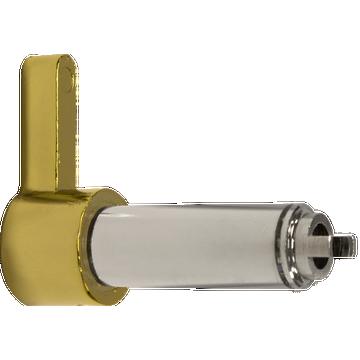 Banham M2003 Thumbturn - Polished Brass