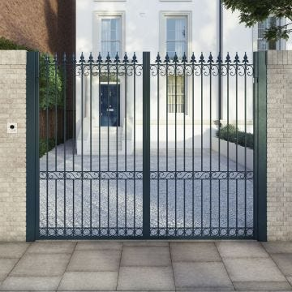 Banham Bespoke Automated Driveway Gate