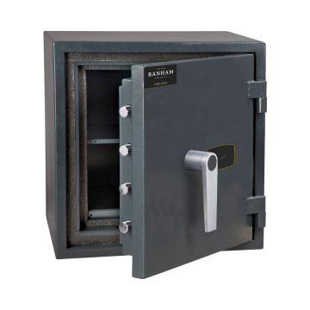 fire 10/60 keylock safe