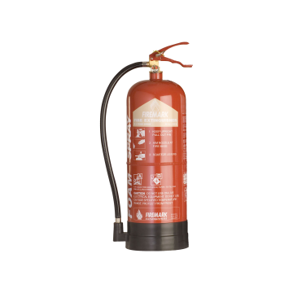 Banham Fire Extinguisher - Foam