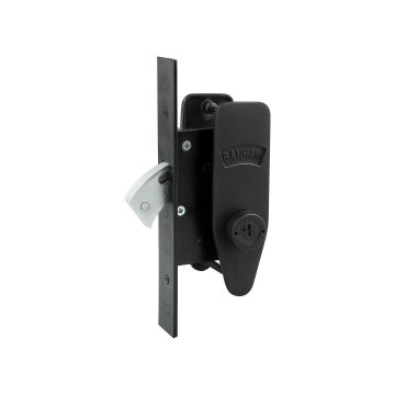 Banham M2002 Deadlock Satin Black