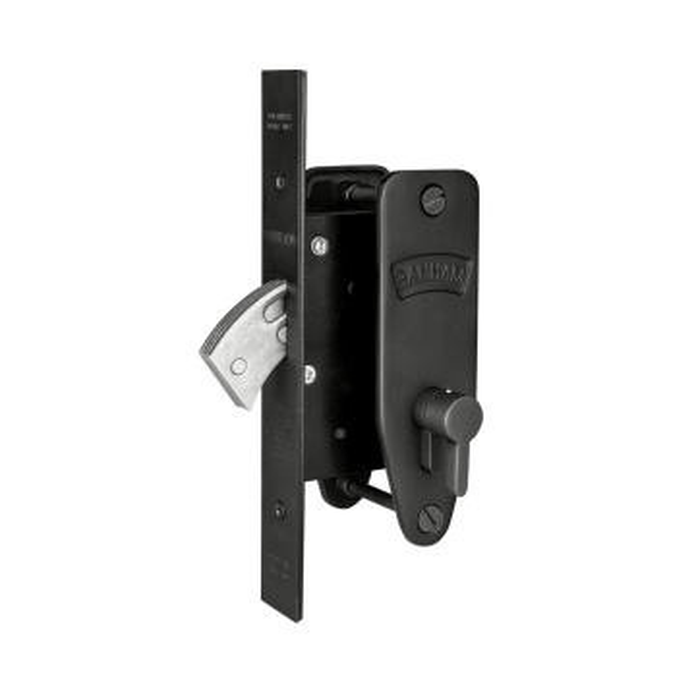 Banham M5008 Deadlock Satin Black