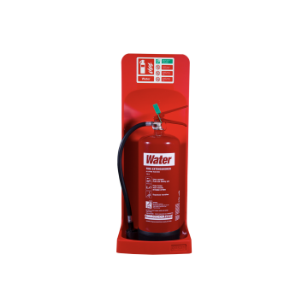 Banham Single Plastic Extinguisher Stand