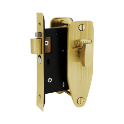 Banham BS2510 Nightlatch Satin Brass