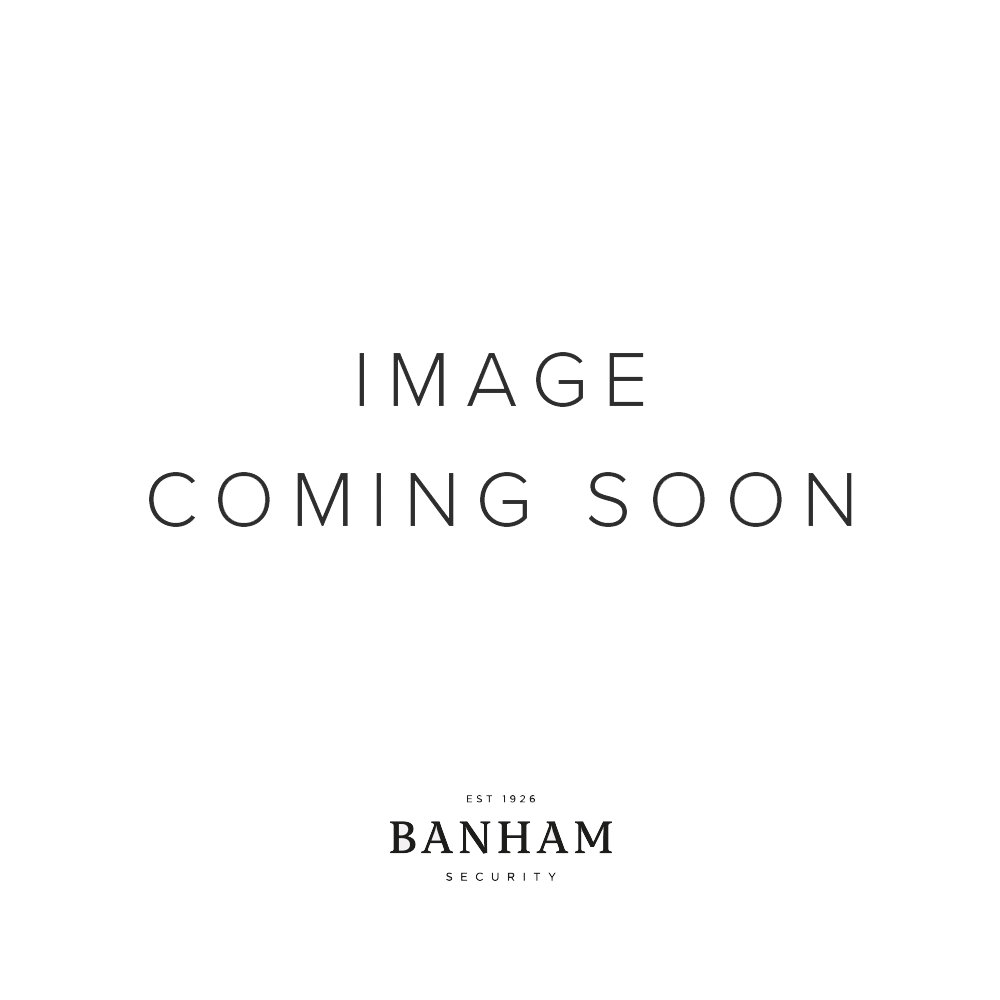 Banham G7134 Narrow stile with Thumbturn Satin Brass