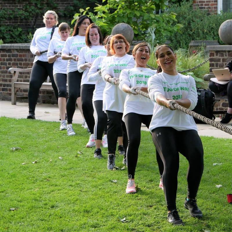 Banham Tug of War 2018 - Women